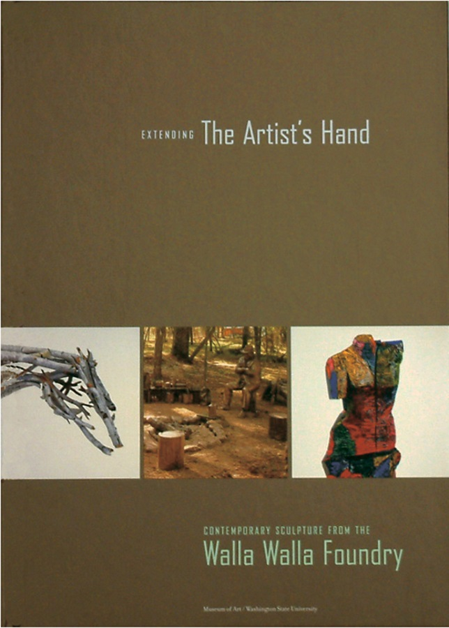 Extending the Artist's Hand cover