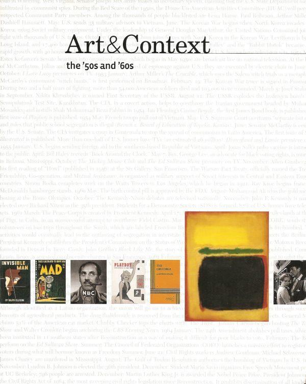 Art & Context cover