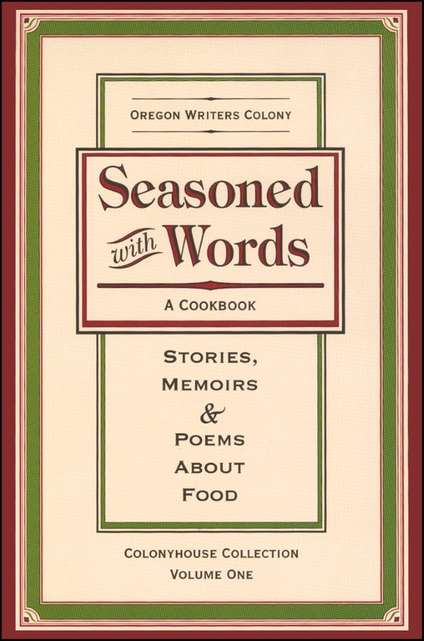 Seasoned with Words cover
