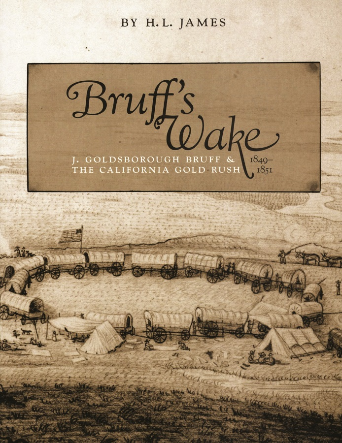 Bruff's Wake cover