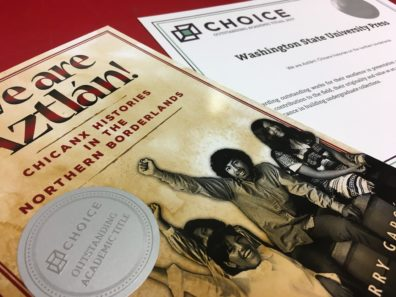 We Are Aztlan with CHOICE Award