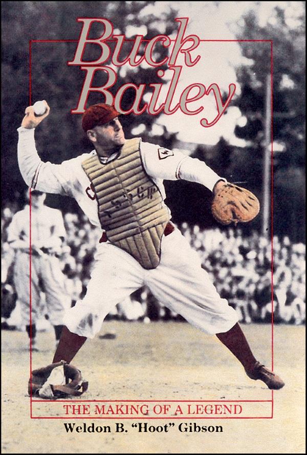 Buck Bailey cover