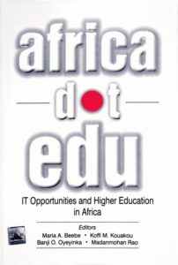 Africa Dot Edu cover