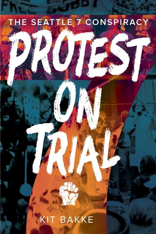 Cover image for Protest on Trial