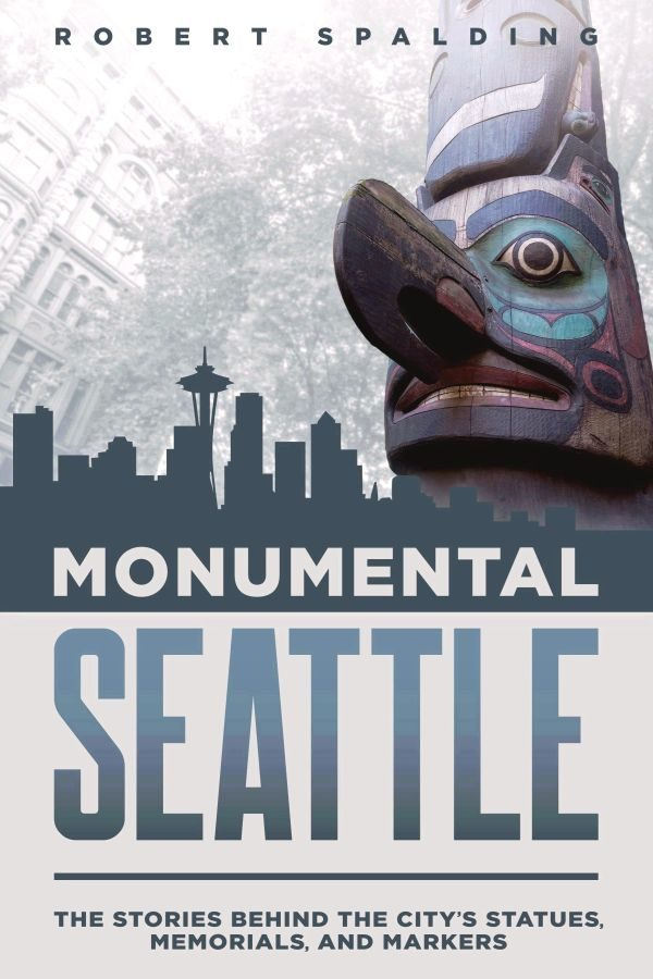 Monumental Seattle cover