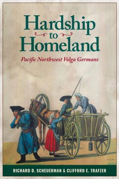 Hardship to Homeland book cover