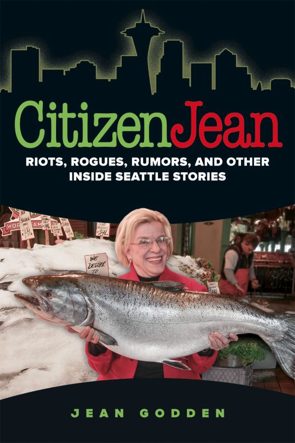 Citizen Jean book cover