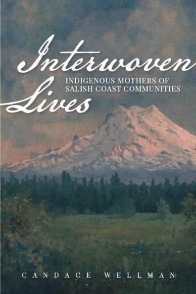 Interwoven Lives book cover