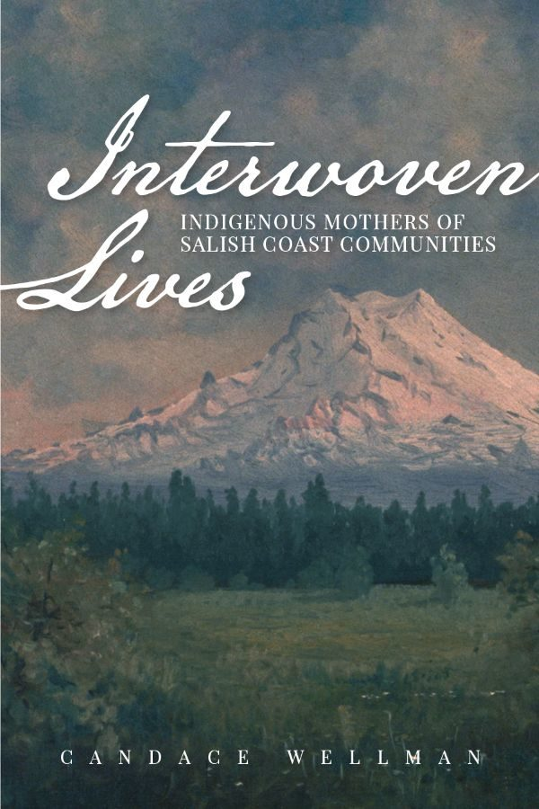 Interwoven Lives book cover
