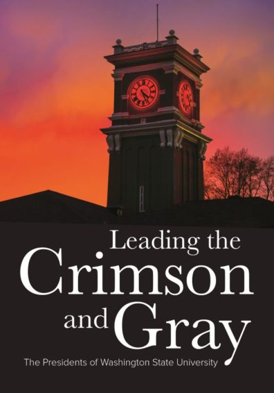 "Cover image of ""Leading the Crimson and Gray"""