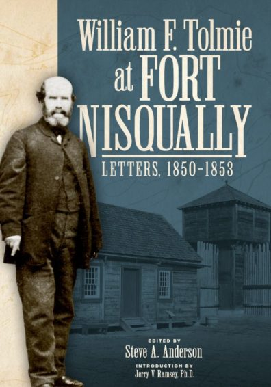 Book cover for William F. Tolmie at Fort Nisqually