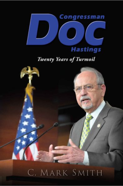 Congressman Doc Hastings book cover