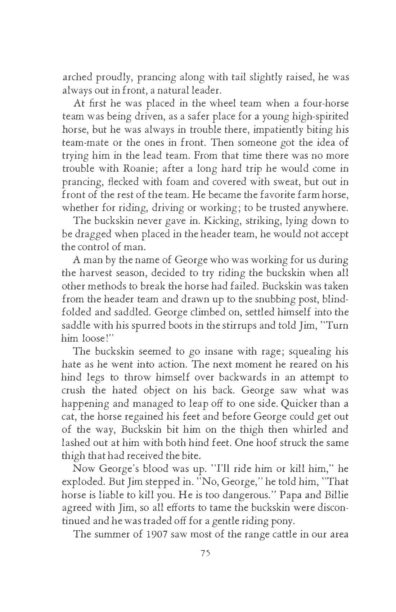 Sagebrush Homesteads page 75