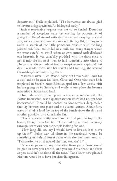Sagebrush Homesteads page 92