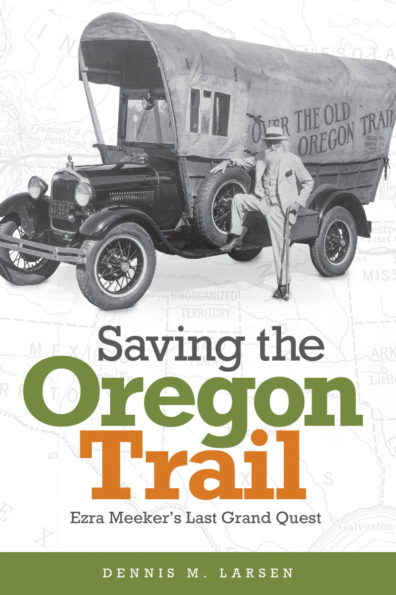 Saving the Oregon Trail cover