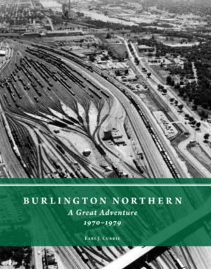 Burlington Norhtern book cover