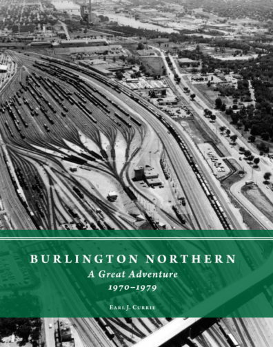 Burlington Norhtern book cover