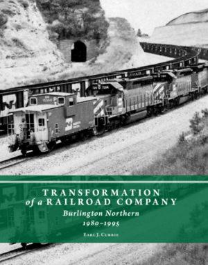 Transformation of a Railroad Company cover image
