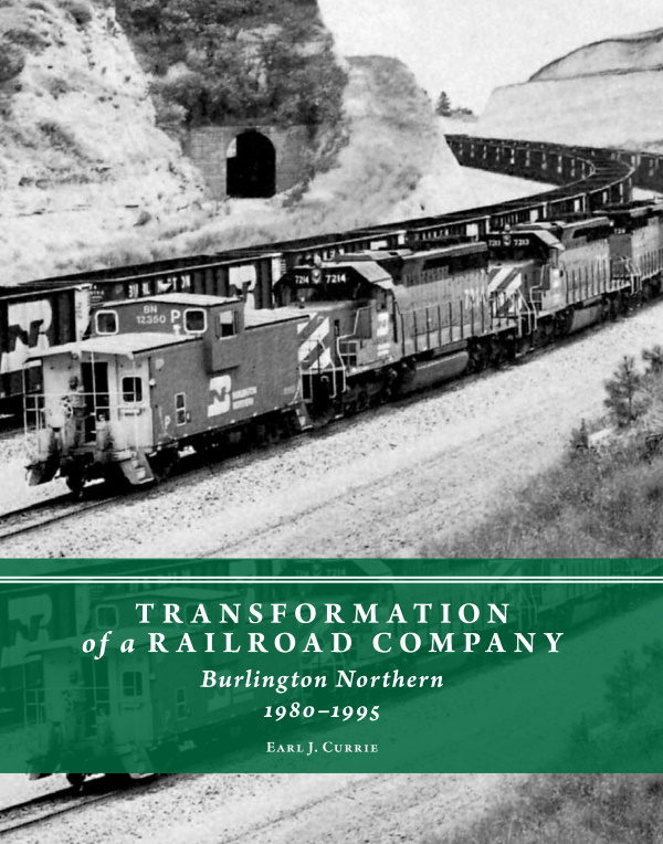 Transformation of a Railroad Company cover image