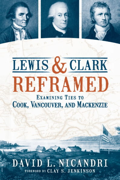 Lewis and Clark Reframed cover