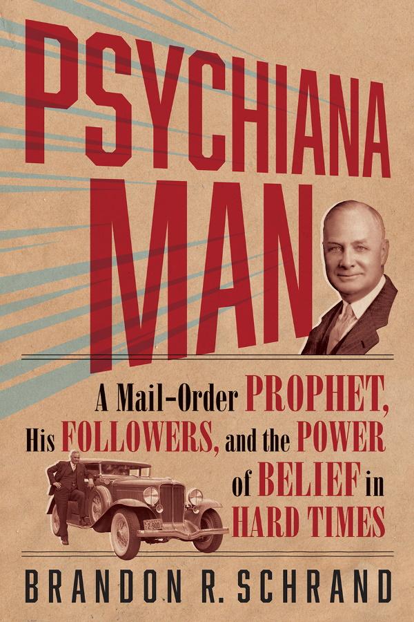 Psychiana Man cover