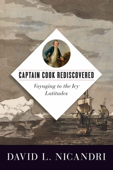 Captain Cook Rediscovered cover