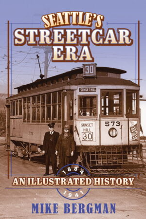 Seattle's Streetcar Era cover