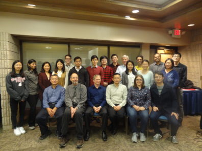 Juming Tang Research Group 2016
