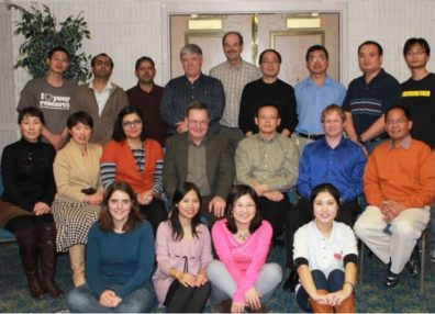 Juming Tang Research Group 2011