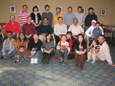 Juming Tang Research Group 2010