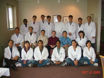 Juming Tang Research Group 2009