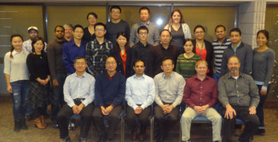 Juming Tang Research Group 2014