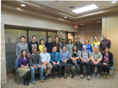 Juming Tang Research Group 2015
