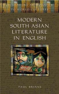 Modern South Asian Literature in English Published 2003 by Greenwood Press. This is a discussion of some authors from India, Pakistan, and Sri Lanka who write fiction in English (Attia Hosain, Jhumpa Lahiri, Rohinton Mistry, Bharati Mukherjee, R. K. Narayan, Michael Ondaatje, Raja Rao, Arundhati Roy, Salman Rushdie, Shyam Selvadurai, Khushwant Singh, Bapsi Sidhwa, Manil Suri, and Rabindranath Tagore). These essays are aimed at being helpful to readers beginning to explore this popular literature. It avoids fearsome theoretical and critical vocabulary and aims at explaining what needs explaining without giving away plot surprises. Ideal for libraries, reading groups, and beginning college courses on the subject.