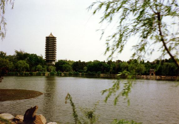 World Civilizations Tour of China, 1991