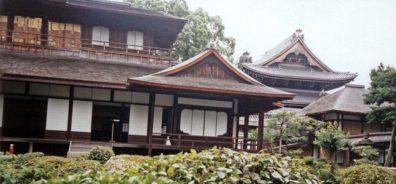 KYOTO: The Hiunkaku (Flying Cloud Pavilion), constructed by Toyomi Hideyioshi as part of the Jurakudai. May 24, 1998