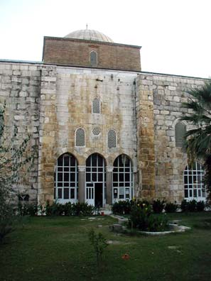 SELÇUK: Another courtyard