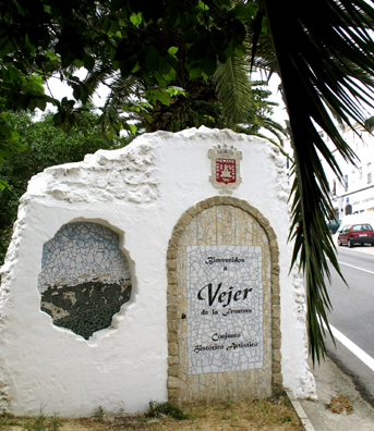 VEJER DE LA FRONTERA: After several intense days of museums and monuments, it was time for some relaxation, and we headed for the town of Vejer de la Frontera, on Spain's Costa del Luz, just a few miles from the Atlantic Ocean.
