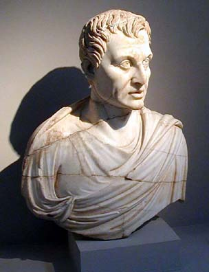 SELÇUK MUSEUM: The museum has a number of impressive Roman portrait busts including emperor Tiberius Aurelius.