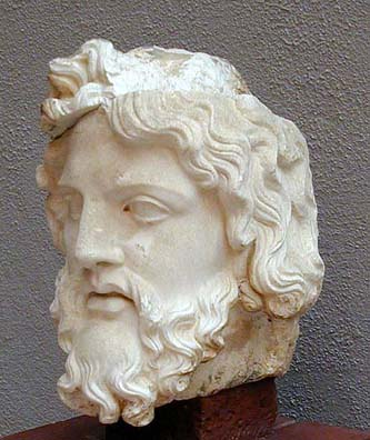 SELÇUK MUSEUM: Mythical God Zeus