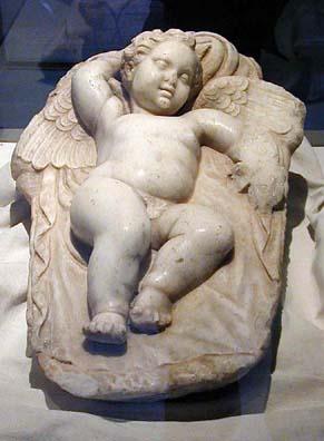 SELÇUK MUSEUM: Sleeping Eros