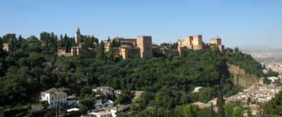 We had wanted for some years to visit Spain, especially the southern province of Andalucia, where the Moors ruled over a brilliant civilization from 711 to 1492 to which Muslims, Jews, and Christians all contributed. Despite its share of upheavals, wars, and other problems, it is often viewed as a model of a multicultural society which might have much to teach us today. Paula had been in Spain many years before, but this was Paul's first trip. We used the small travel agency called Madrid & Beyond to custom-design a tour for us based on our specifications, and we were delighted with the results. We asked to fly in and out of Madrid, then tour the south, with a special focus on Cordoba, Sevilla, and Granada, along with leisure time near the beaches and travel through small hill towns.