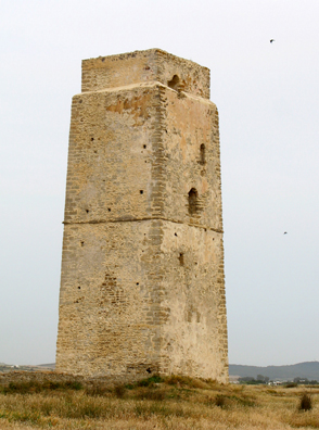 CONIL: A walk south takes you to the Torre del Castilnovo, the sole remnant of a Medieval fort which used to defend the coast from Barbary pirates and other invaders.