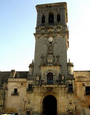 ARCOS DE LA FRONTERA: Parroquia de San Pedro, Arcos.
