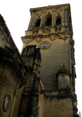 ARCOS DE LA FRONTERA: Parroquia de San Pedroa, Arcos.
