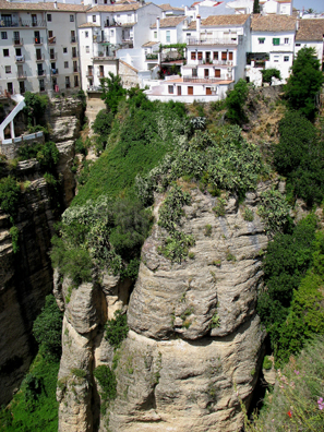 RONDA: The most famous of these white towns in Ronda