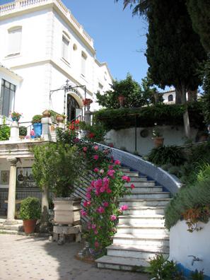 RONDA: We found the Casa Don Bosco unimpressive, and the gardens rather unkempt.