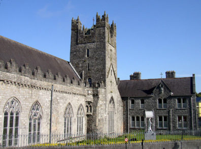 KILKENNY: On the other hand, the Dominican Black Abbey was first constructed in 1225 (restored in 1866).