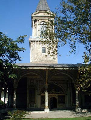 TOPKAPI PALACE: The exteriors are lovely, but do not prepare you for the magnificence within.