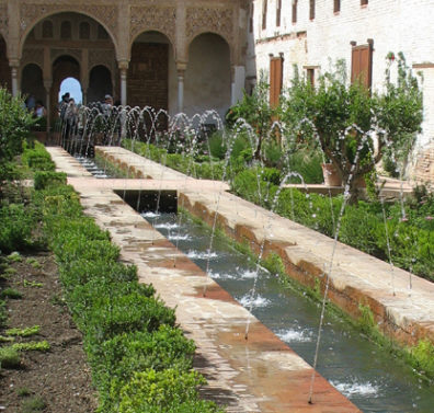 ALHAMBRA: The Moors never used such jets.